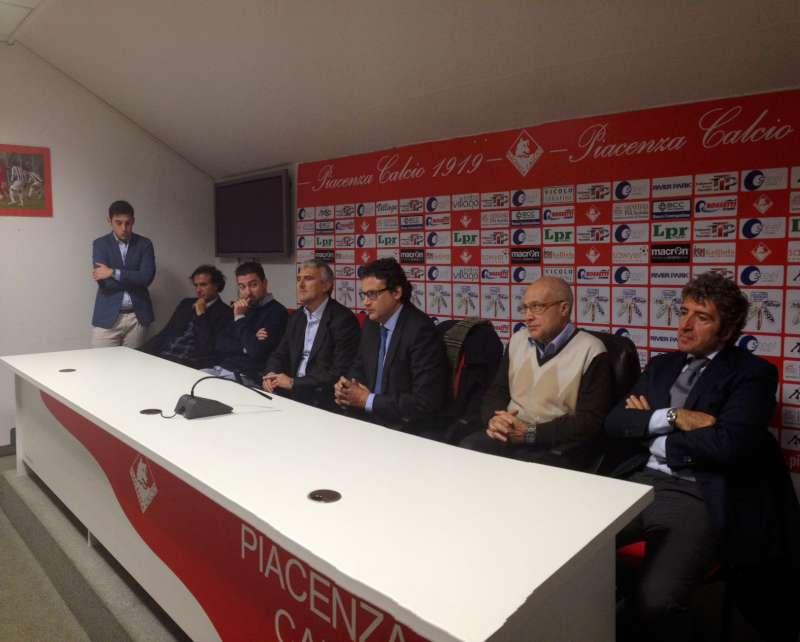 Conferenza stampa Piacenza Calcio (1)