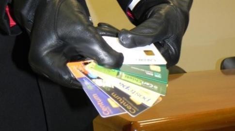 Furto di carte di credito
