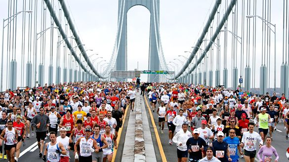 NY City Marathon