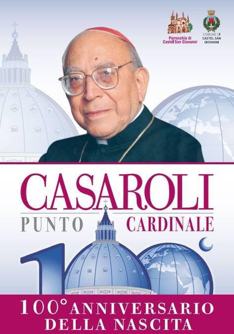 100 anni Agostino Casaroli