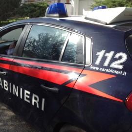 Rapina in banca a Castelvetro, due banditi portano via 500 euro
