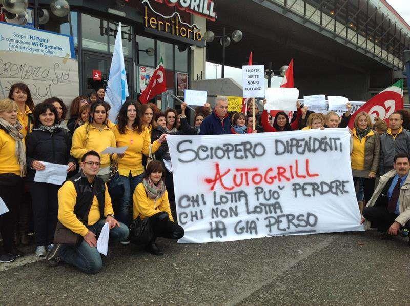 sciopero risorazione