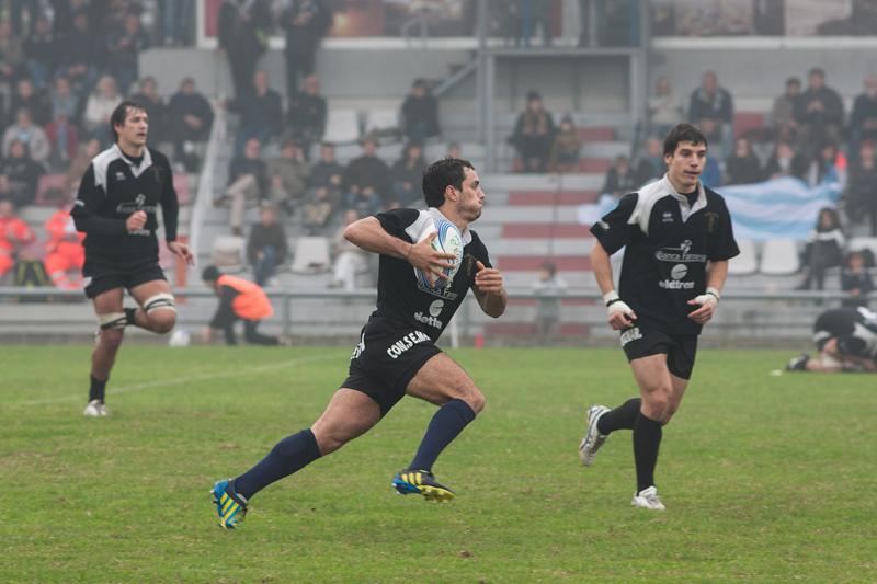 Rugby Lyons vs Recco - Aristide Barraud (danani) petrarelli.a