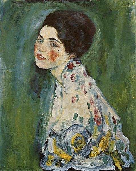 """""""Pillole storiche"""" ricorda il furto del Klimt della Galleria Ricci Oddi"""