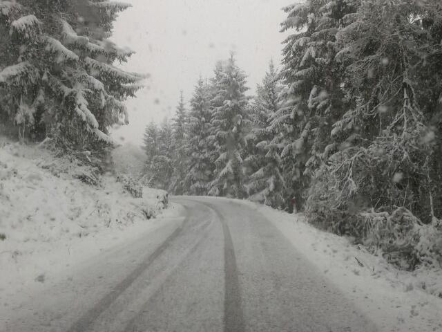 Neve ad Artana di Ottone