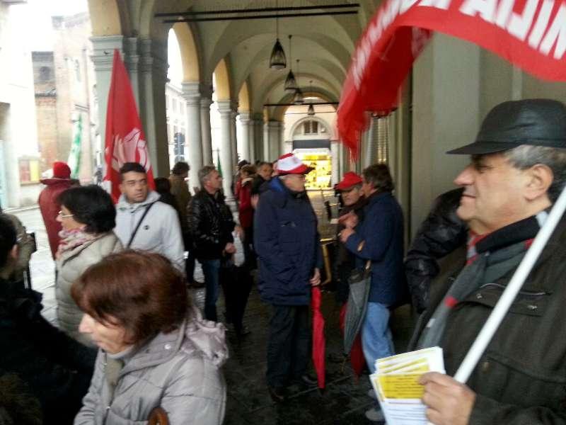Sciopero generale: a Piacenza adesione oltre il 60%