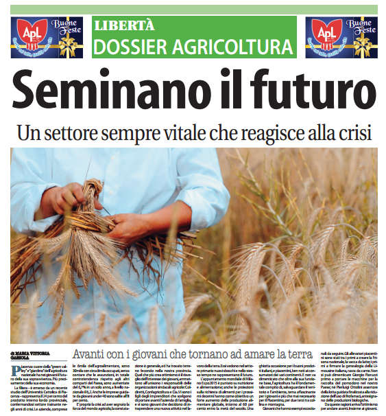 Dossier agricoltura