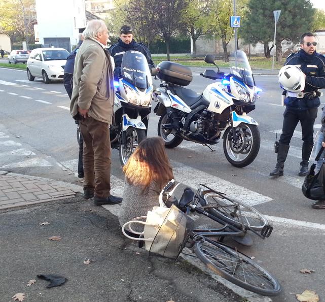 Incidente via Manzoni