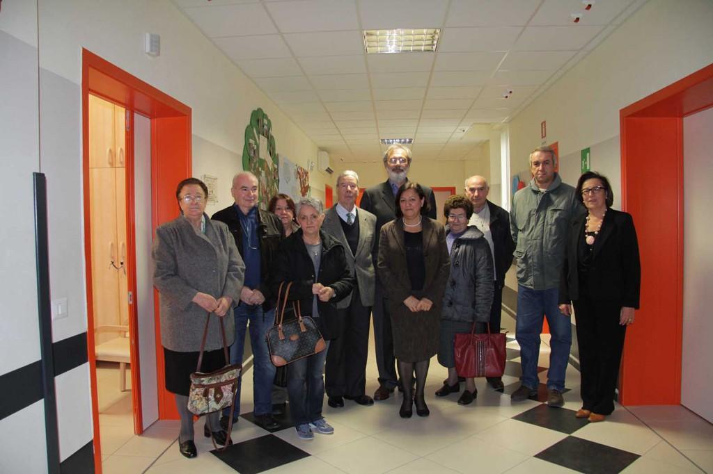 Borgonovo, inaugurazione centro socio riabilitativo