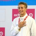 Olimpiadi giovanili di nuoto, seconda medaglia per il piacentino Carini