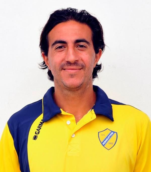 Giovanni Amodeo, attaccante ex Pergolettese ora al Vado