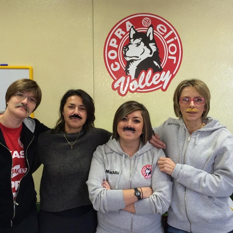 Movember al Copra Elior