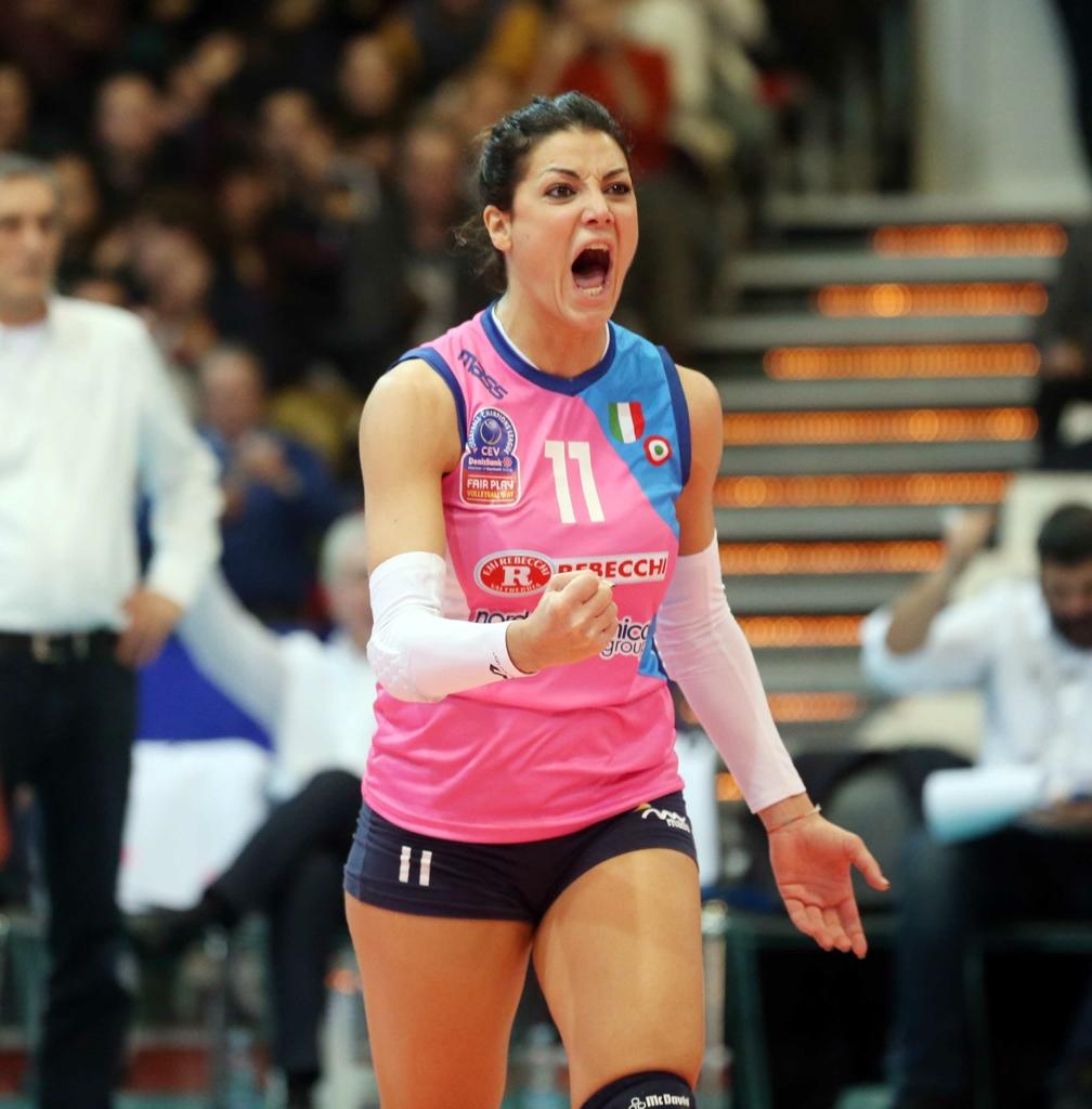 La grinta di Stefania Sansonna, libero di Rebecchi Nordmeccanica