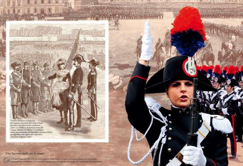 Calendario bicentenario Carabinieri (1)