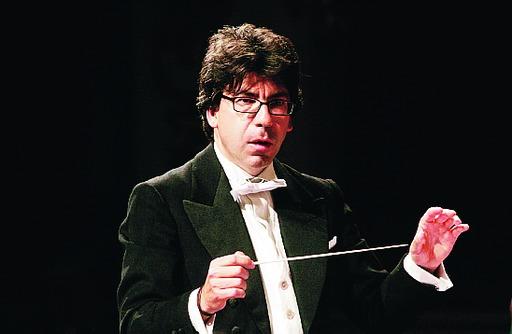 Il maestro Vito Lombardi