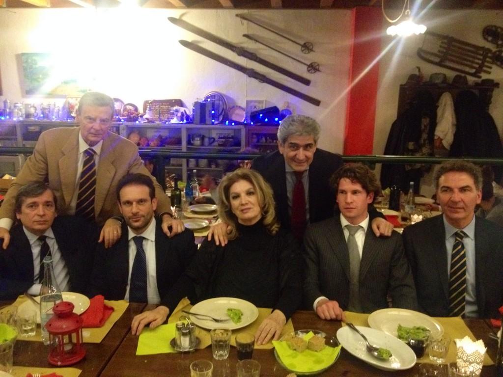 Iva Zanicchi a Forza Italia