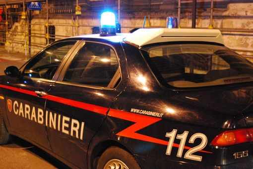 carabinieri di sera