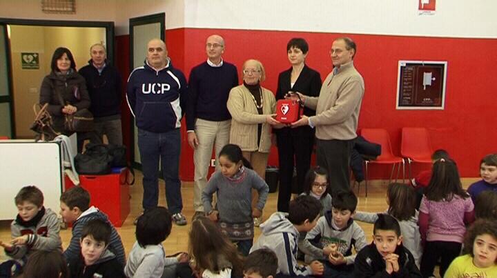 Piacenza Basket Club, Avis e Uap uniti per un defibrillatore