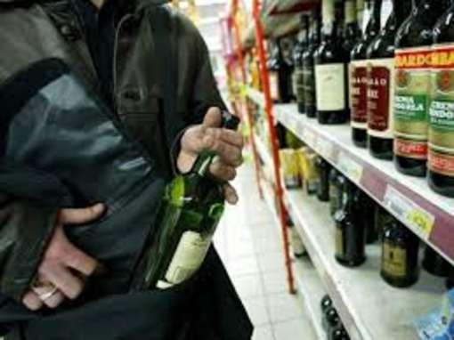 taccheggio liquori