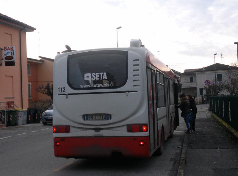 Autobus - Linea 19