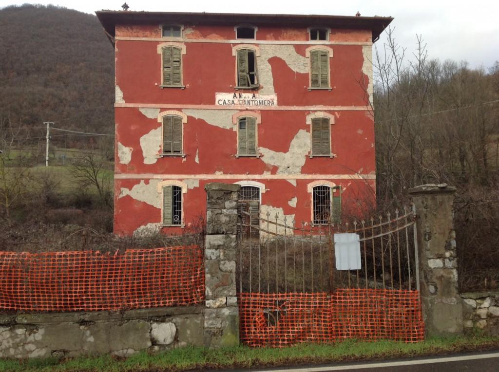 casa cantoniera ss 45