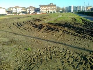 l area verde di Corso Europa dopo il trasloco del Circo (15)