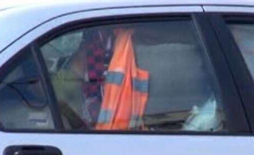 Pensionato accampato in auto: monitoraggio dei servizi sociali
