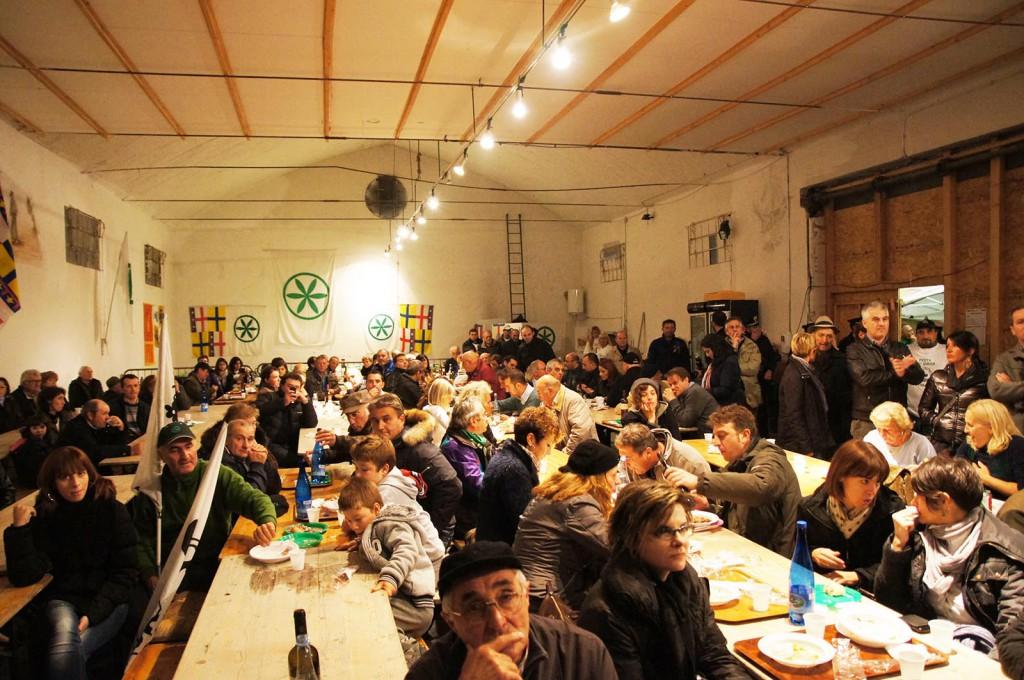 Festa della zucca a Pecorara