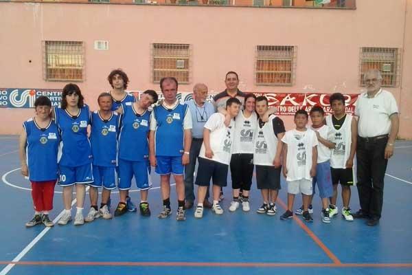 Basket integrato - Dream e Assofa