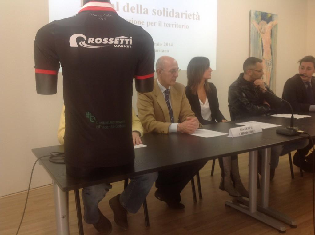Piacenza Calcio e Caritas (2)