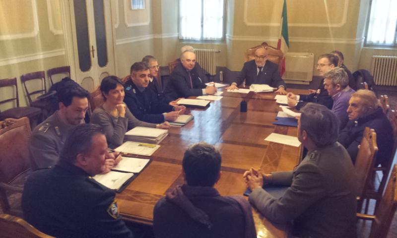 Prefettura, comitato violenza contro i cani (2)