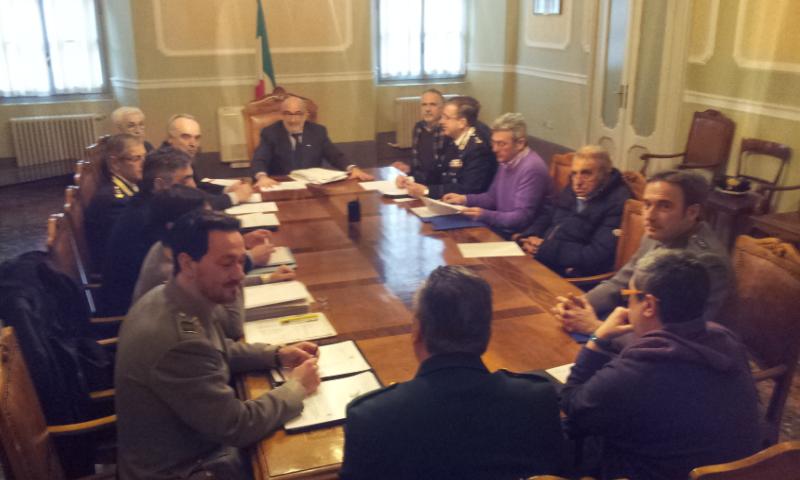 Prefettura, comitato violenza contro i cani (3)