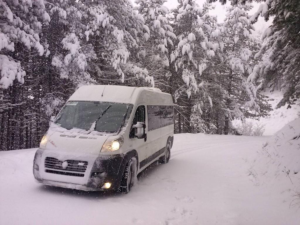 neve a ottone