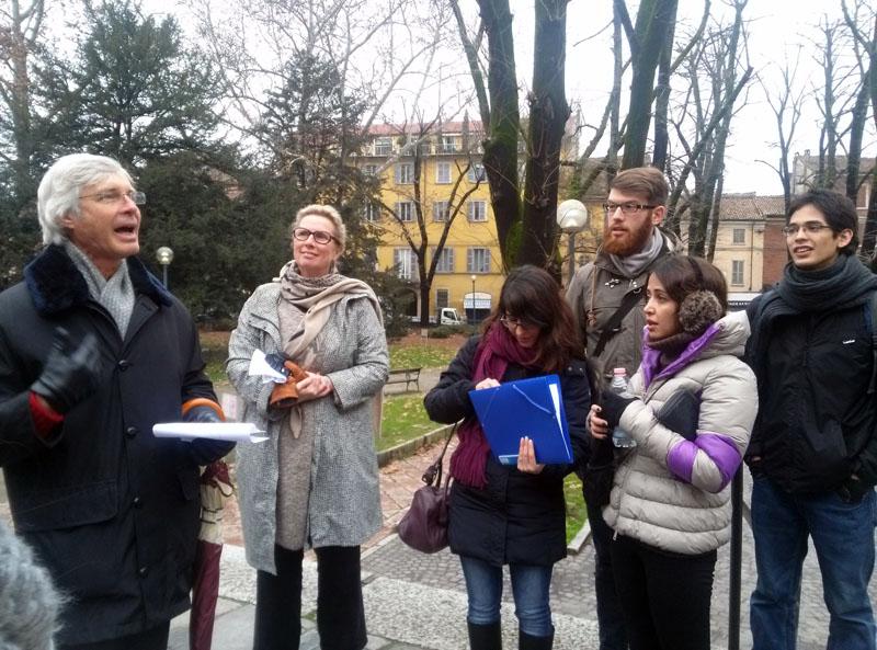 Piacenza Smart city - Visita alla città