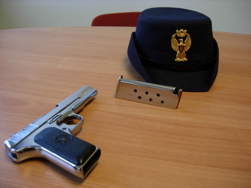 pistola tokarev