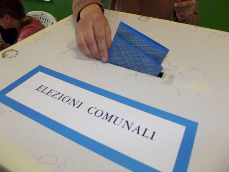Elezioni comunali ok