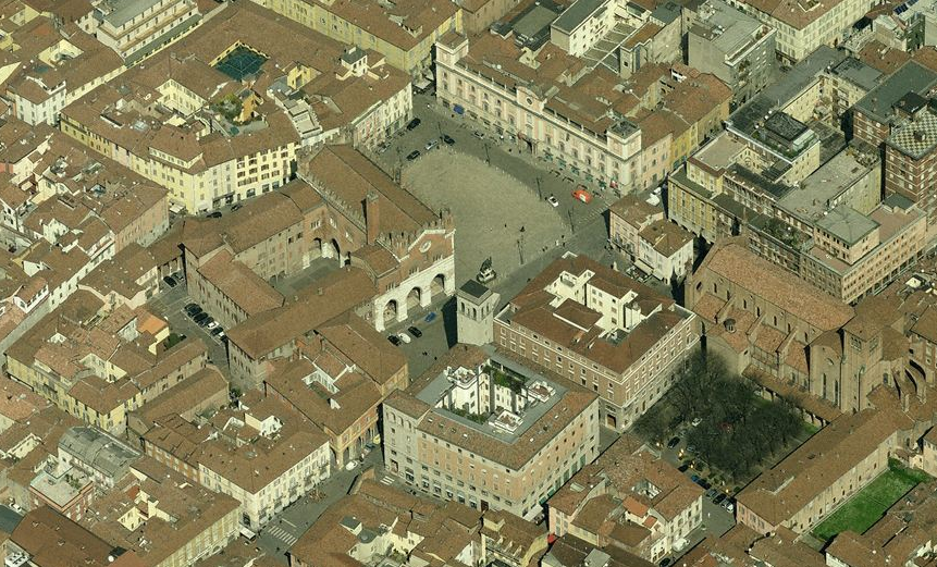 Piacenza aerea