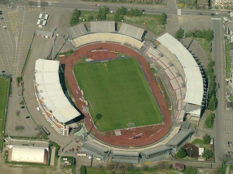 Stadio-Garilli