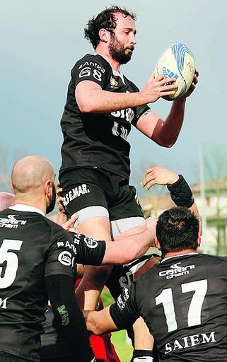 Lyons Rugby, pareggio beffa all'ultimo minuto: 22-22. Infortunio per Barraud