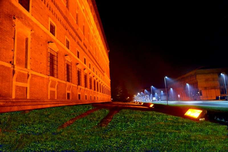 settimana contro il razzismo - Palazzo Farnese arancione (5)-800