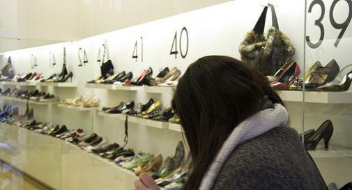 taccheggio calzature
