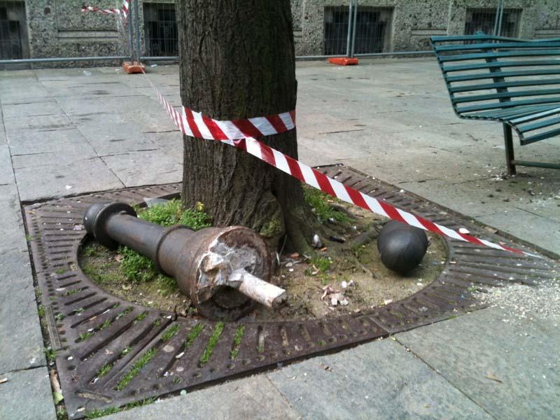 Incidente via Alberoni