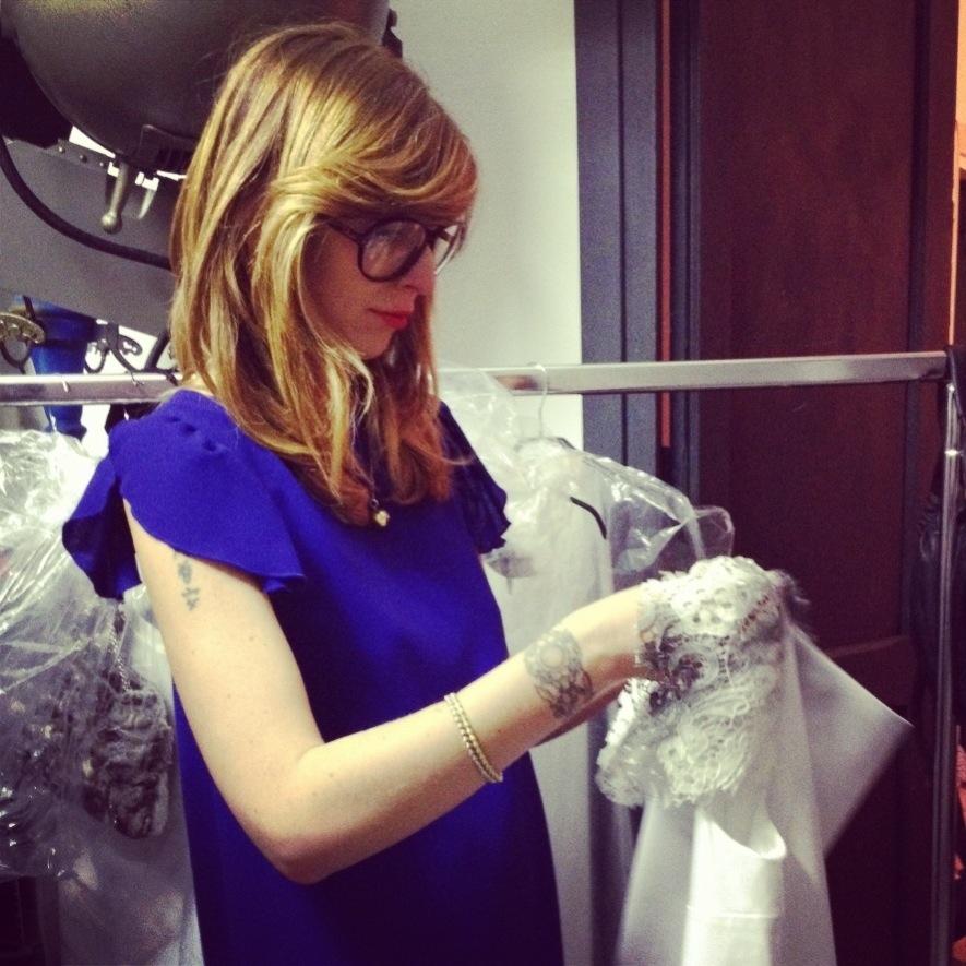 Tubini di design: da Bologna a Londra la moda parla piacentino con la stilista Orsi