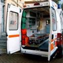 Bobbio, scontro all'incrocio. Quattro feriti trasportati all'ospedale