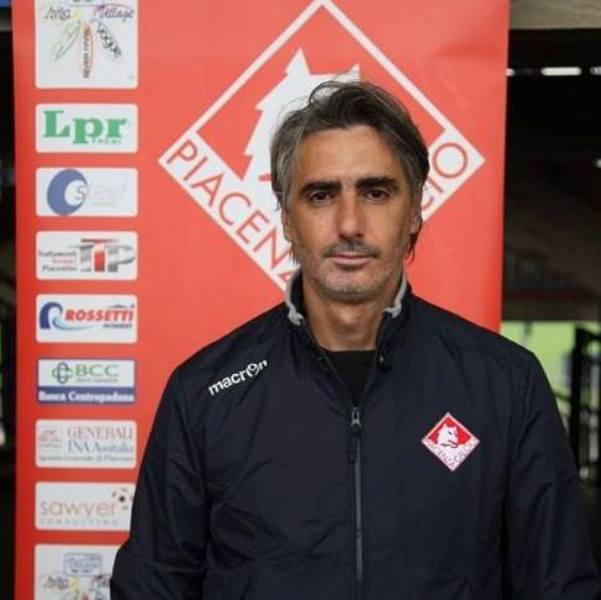 A Sarmato confermate le dimissioni di mister Emanuele Reboli