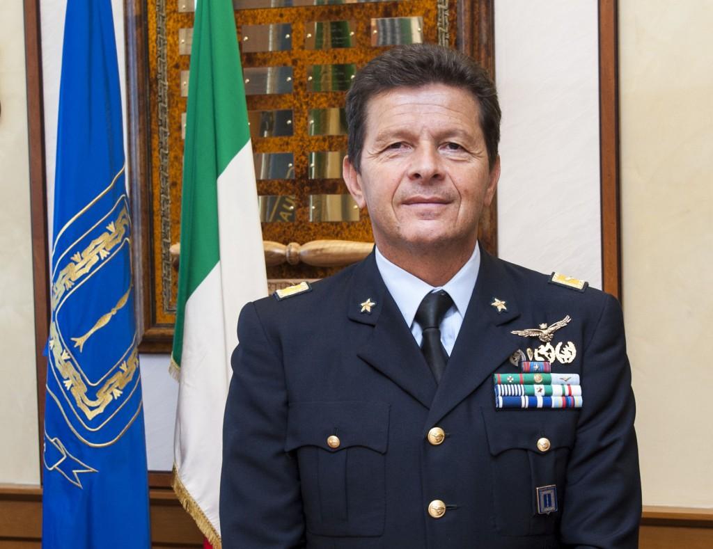 Il gen. Maurizio Lodovisi