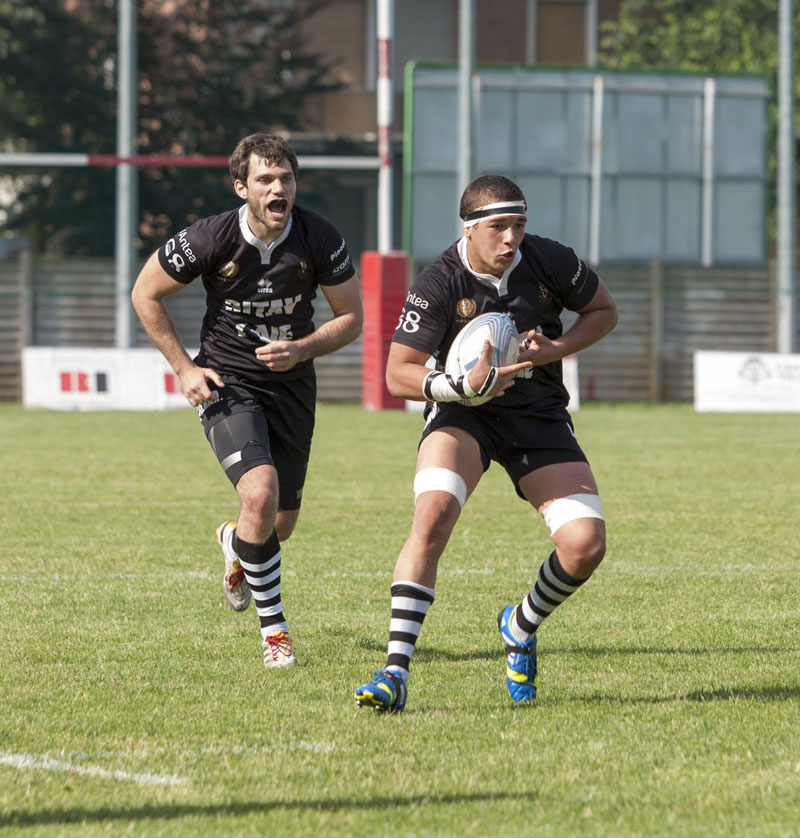 Lyons Rugby vs Recco