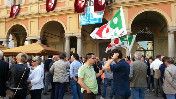 Pd in Piazza Cavalli
