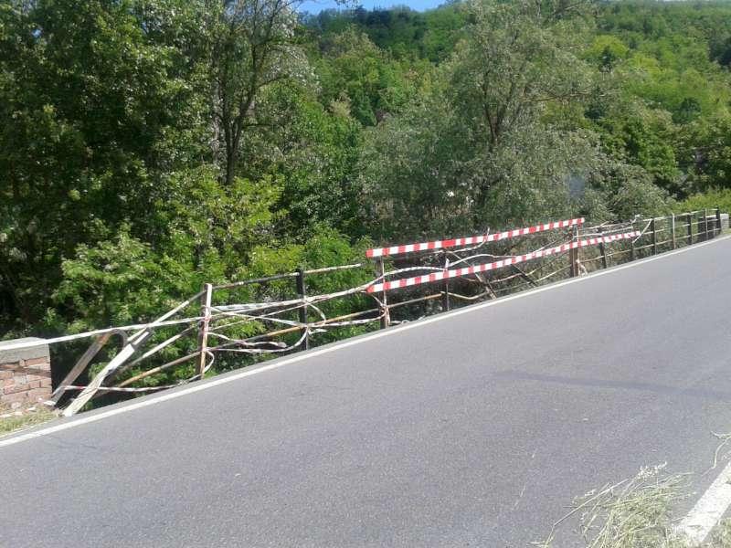 Ponte sul rio Vezzeno (1)
