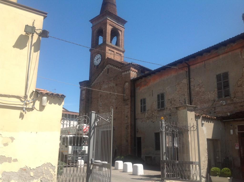 Sant Antonio, le campane della chiesa si rifanno il look (11)